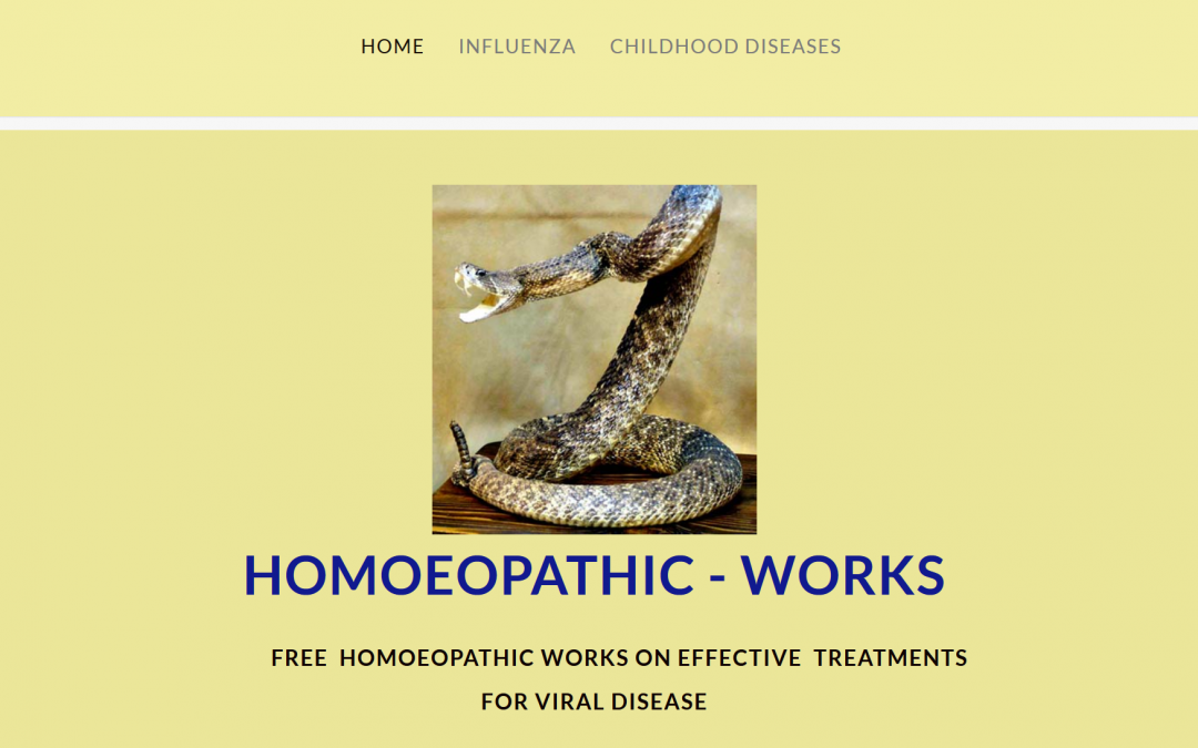 Influenza and Mumps, Measles and Rubella – e-books on drug free treatments – by Beau Carrel