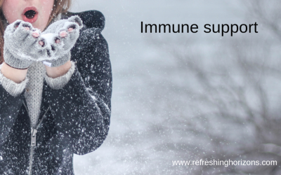 Immune support for the winter months